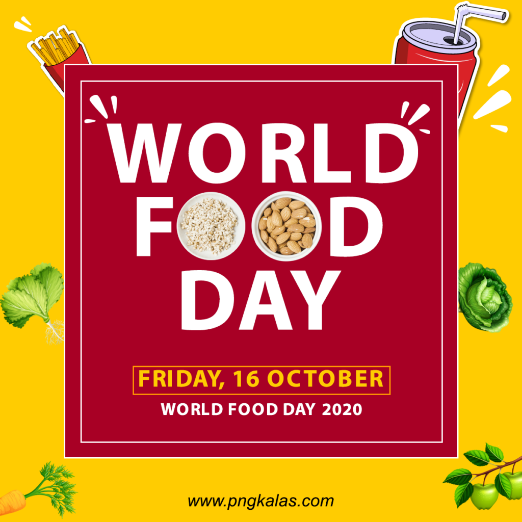 World Food Day Poster Design