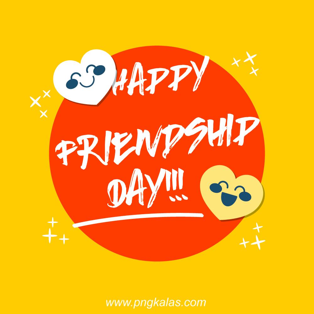 Friendship Day Banner