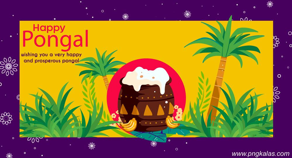 Pongal-Banner-Design