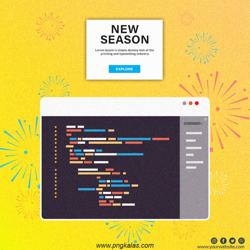 online learning banner