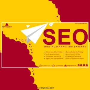 SEO Social Media Banner