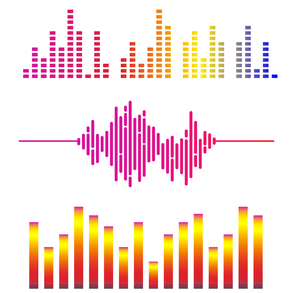 Sound Waves Png