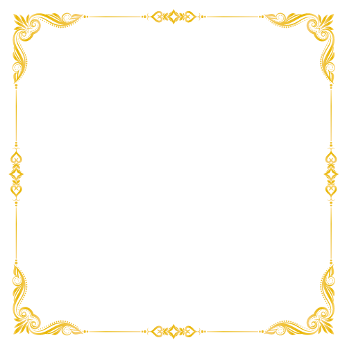 stylish photo frame png