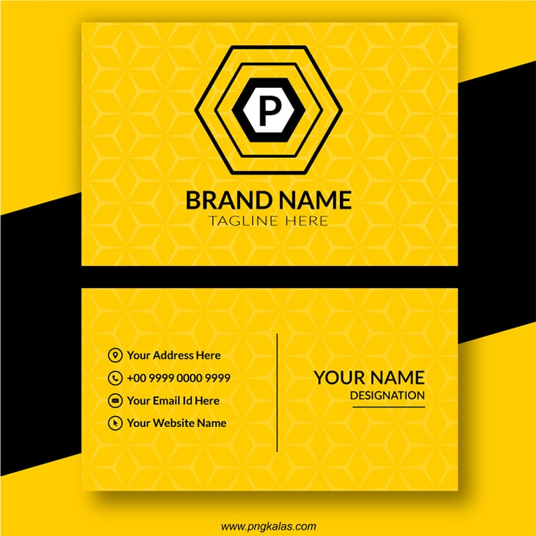 visiting card design ideas