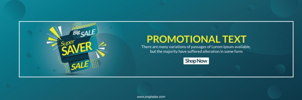 Web banner design free