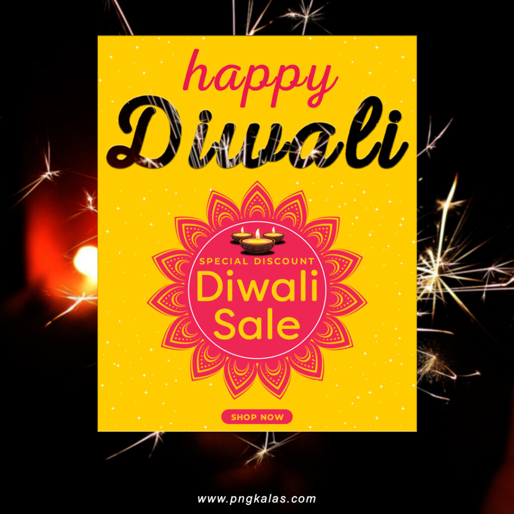Diwali Banner Design