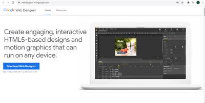 google web designing