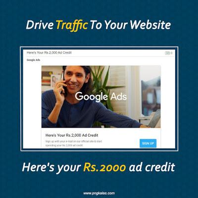 google ads coupon
