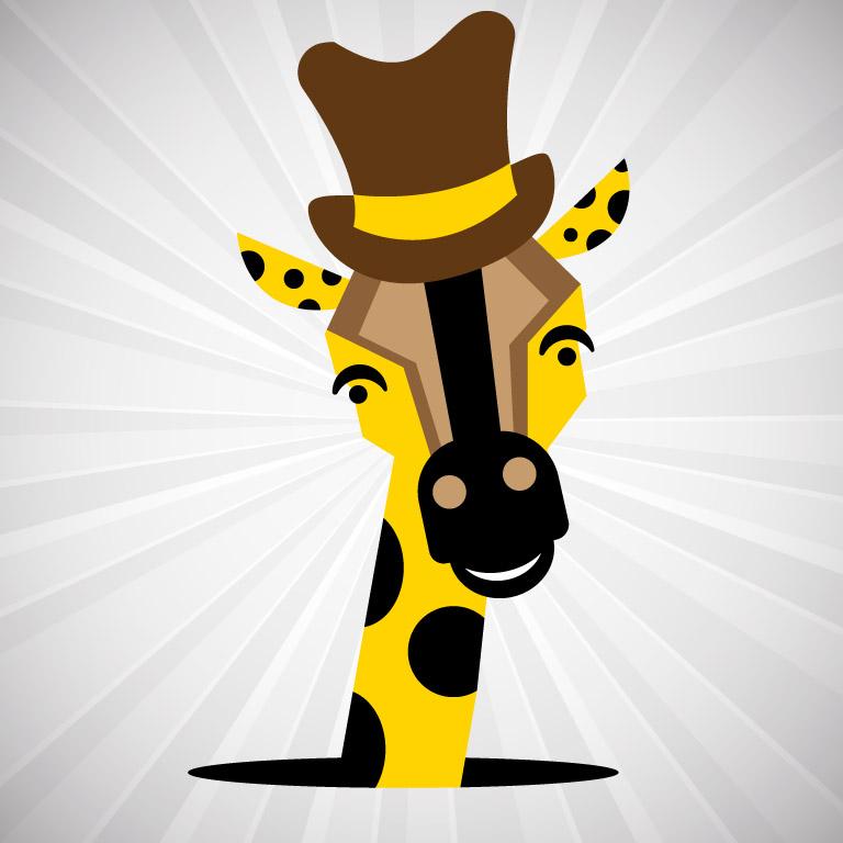 giraffe PNG clipart