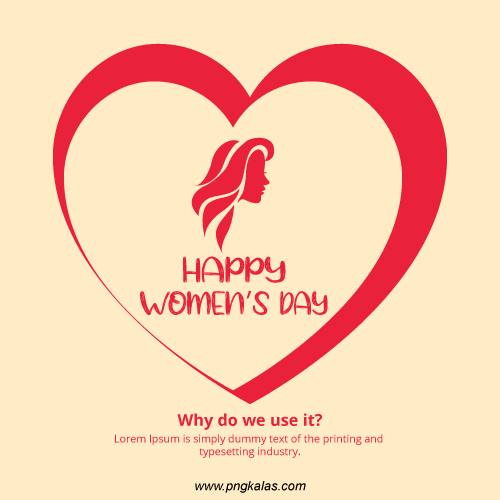 Women's Day banner design