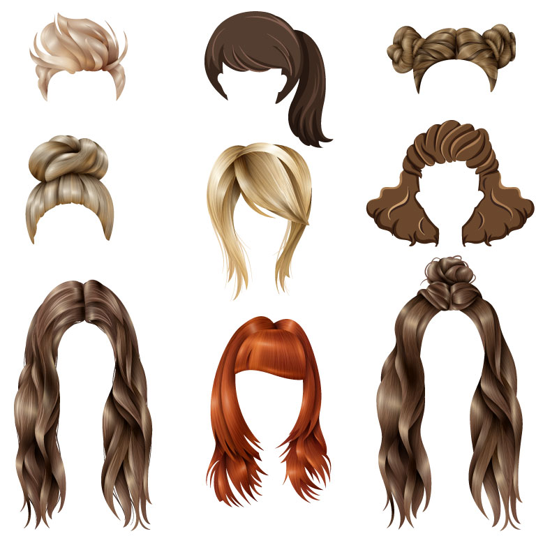 PNG Hair Style Image