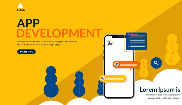 App Landing Page Templates