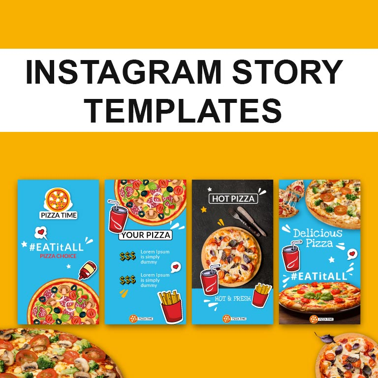 Instagram Stories Collection Templates