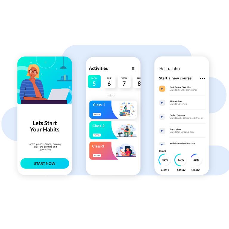 App UI Design Ideas