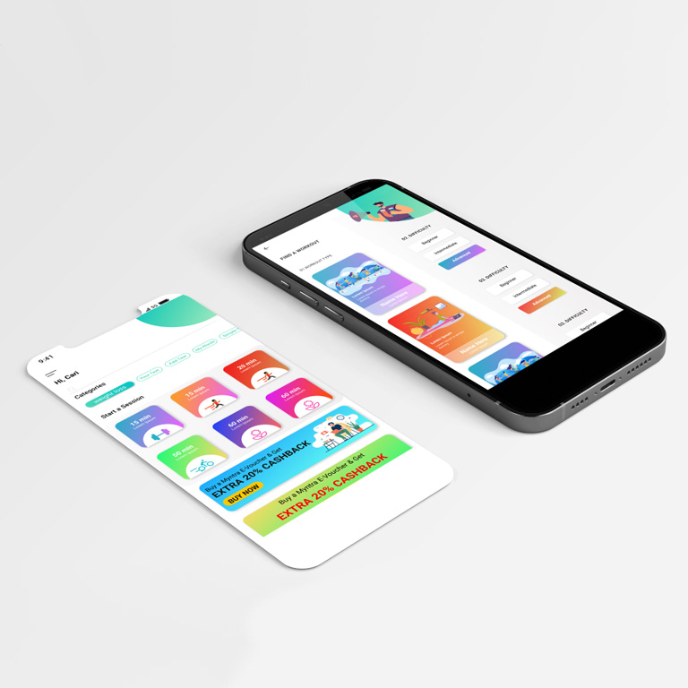 Figma App Design Templates