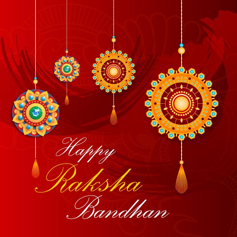 Raksha Bandhan Banner Design