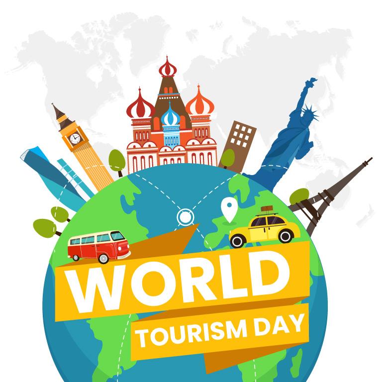 World Tourism Day Banner Design