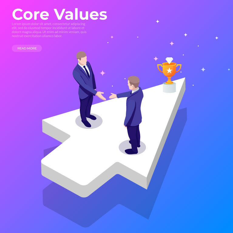 Business Deal Concept Free Vector