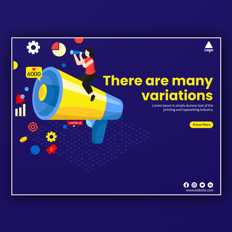 Business Marketing Free Vector