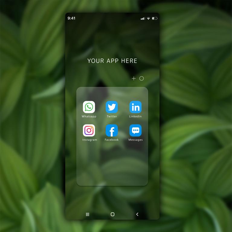 Figma Free App Design Templates