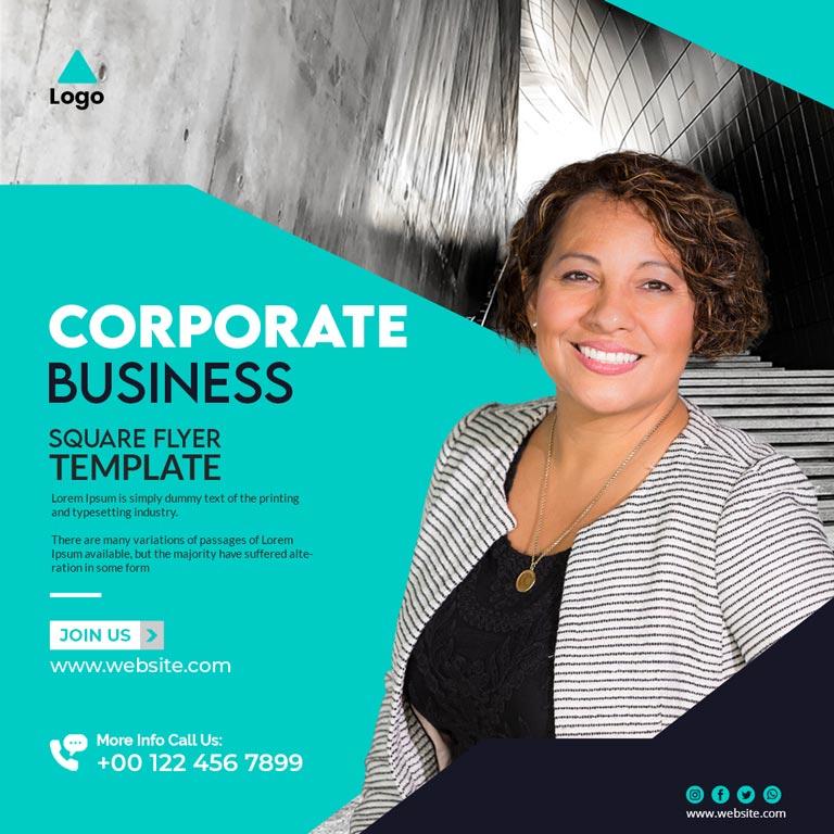 Business Social Media Post Banner