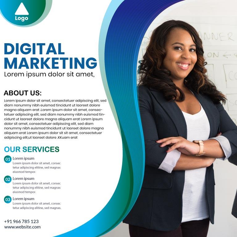 Digital Marketing Service Banner